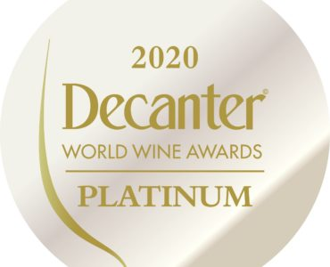 a link to 2020 Decanter world wine awards Platinum medal