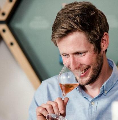 Winemaker Harry Pickering