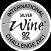 2021 IWC Silver medal