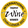 2021 IWC Trophy Best non-vintage English sparkling rose