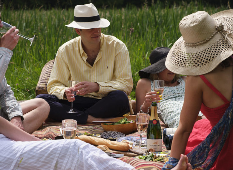 you can drink our product on a picnic